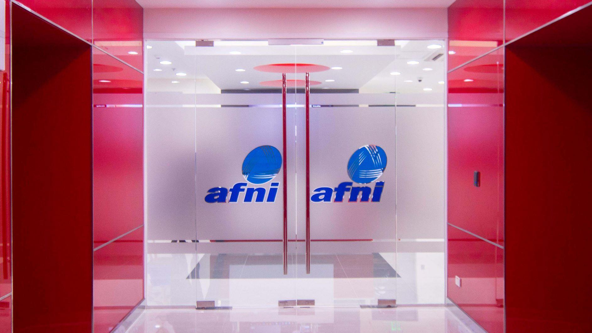 Afni SMCF lobby